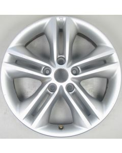 "40300BR07A Nissan Qashqai J10 5 Twin Spoke Alloy Wheel 6.5 x 17"" ET40 Z9852"